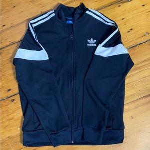 Boys Adidas Track Jacket